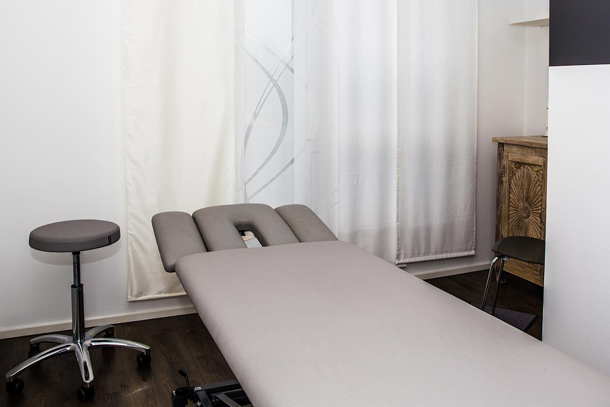 Physiotherapie Grande Behandlungsraum 7