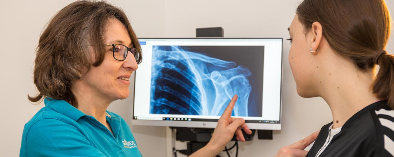 Diagnostik in der Physiotherapie Grande