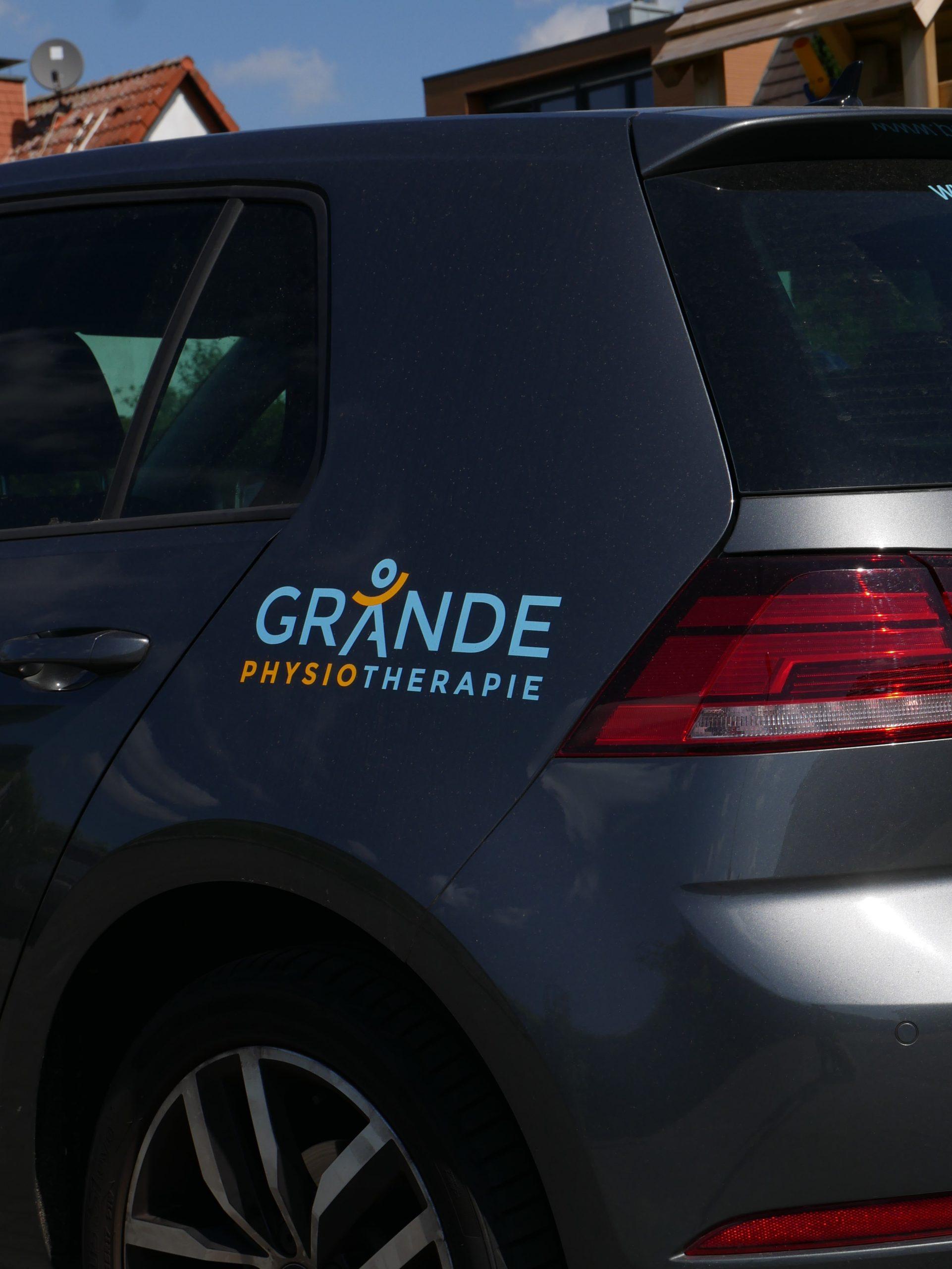 Physiotherapie Grande Praxisauto